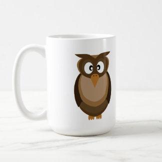 Classic Wisdom Owl Mug