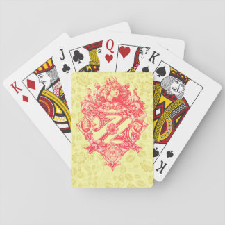 Classic Wizard of Oz playing cards