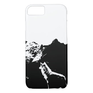 Classic Wolf Phone Case