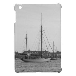 Classic Wooden Yacht iPad Mini Covers