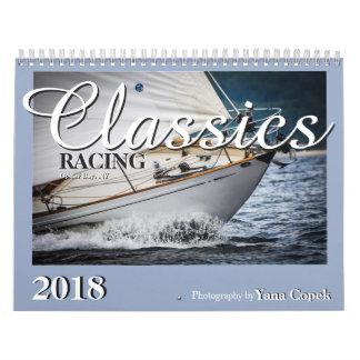 Classic Yachts Racing Calendar 2018