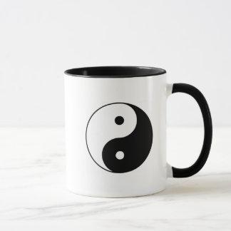 classic yin~yang coffee mug