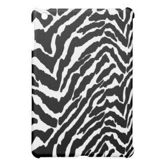 Classic Zebra Pattern iPad Case