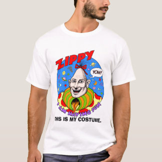 "Classic Zippy Halloween ""costume"" T-Shirt"
