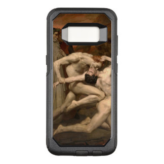 Classical Academic Art Dante and Virgil OtterBox Commuter Samsung Galaxy S8 Case