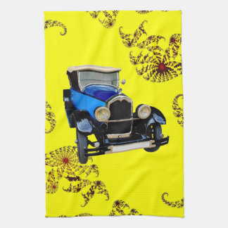 Classical Buick Kitchen Towel
