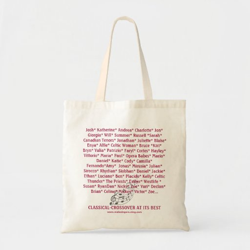 Classical-Crossover Tote Bag