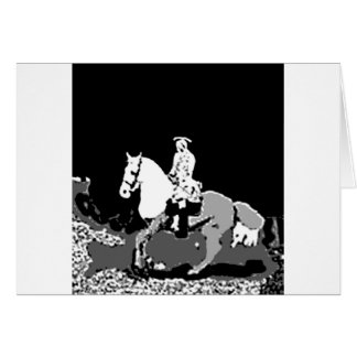 Classical Dressage 3 Card