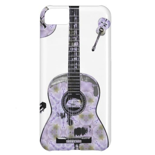Classical guitar 11.jpg case for iPhone 5C