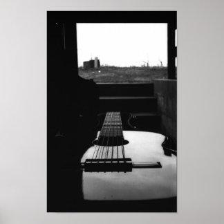 Classical Guitar, 1984 Poster