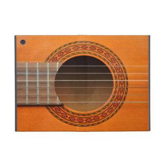 Classical guitar orange tan iPad mini cases