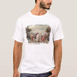 Classical Idyll (oil on canvas) T-Shirt