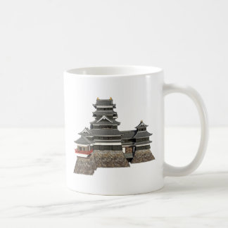 Classical Japanese Castle Coffee Mug