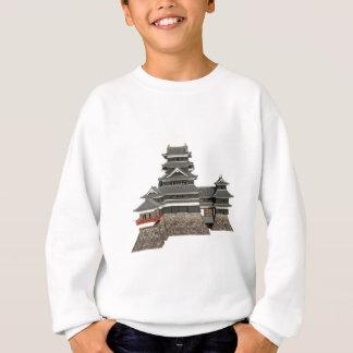 Classical Japanese Castle Sweatshirt