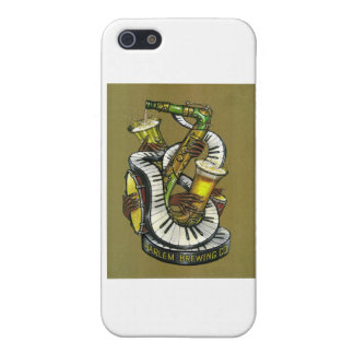 Classical Jazz Logo iPhone 5 Covers