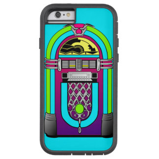 Classical Jukebox Tough Xtreme iPhone 6 Case