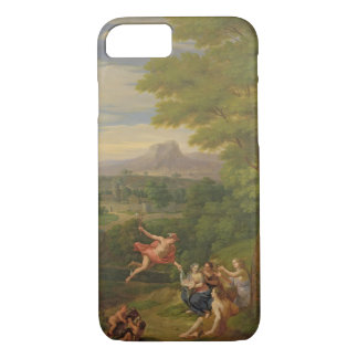 Classical Landscape with Mercury Overseeing the Bi iPhone 7 Case