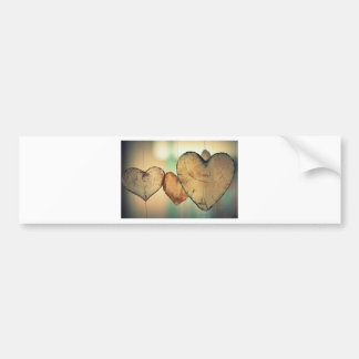 Classical Love Bumper Sticker