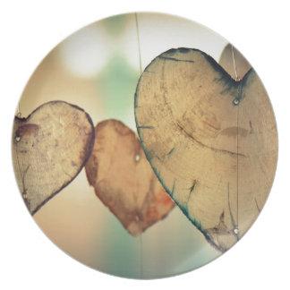 Classical Love Plate