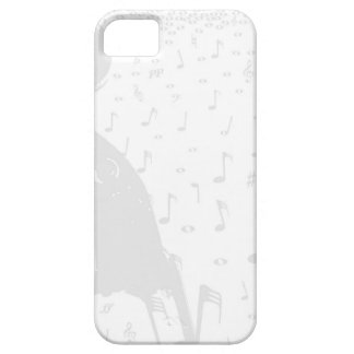 Classical Music Background Case For The iPhone 5