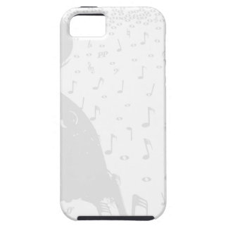Classical Music Background iPhone 5 Case