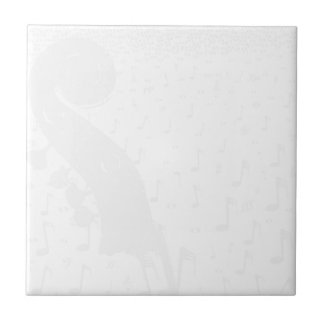 Classical Music Background Tile