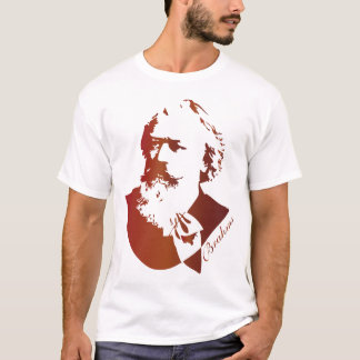 Classical Music Composer Johannes Brahms Tee