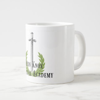 Classical School Large Coffee Mug