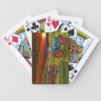 """Classical Trecker "" Bicycle Playing Cards"