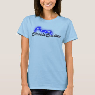 ClassicCruiser Ladies Baby Doll T-Shirt