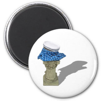 ClassicHangoverRemedy092610 2 Inch Round Magnet