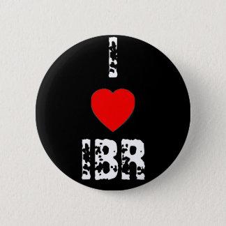 classicheart, I, IBR 2 Inch Round Button