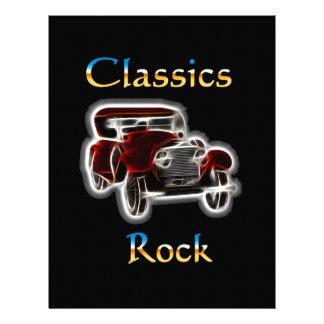 classics Rock 2 Letterhead