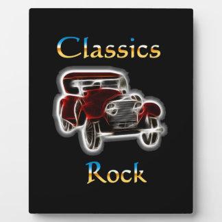 classics Rock 2 Plaque