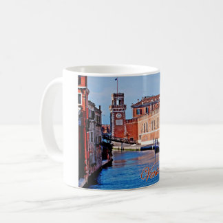 Classig mug featuring the Venetian Arsenal