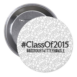 ClassOf2015 Button Black Text