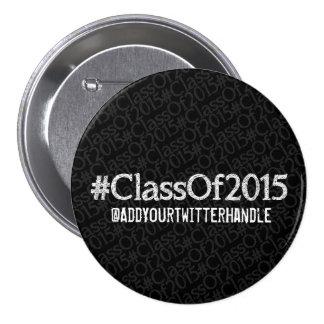 ClassOf2015 Button White Text
