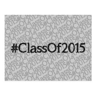 ClassOf2015 Postcard