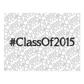 #ClassOf2015 Postcard
