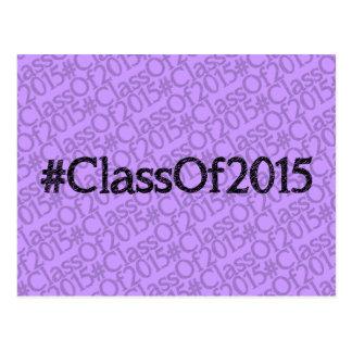 #ClassOf2015 Postcards