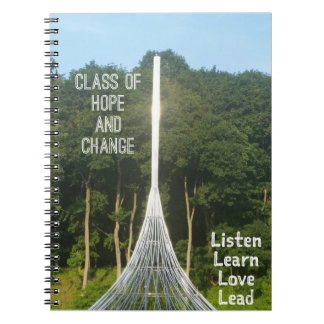 ClassofHC Be the Light Promo Notebook