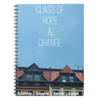 ClassofHC Neighbors Rooftops Promo Notebook