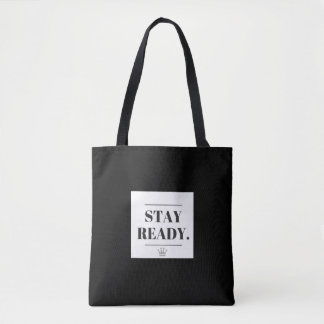 ClassofHC Stay Ready Crown Tote