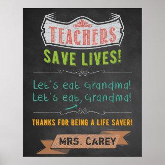 Classroom Decor - Teacher Appreciation