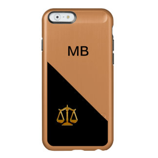 Classy Attorney Theme Incipio Feather® Shine iPhone 6 Case