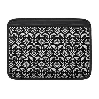 Classy Black Damask MacBook Air Sleeve