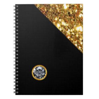 Classy Bling Notebook Journal