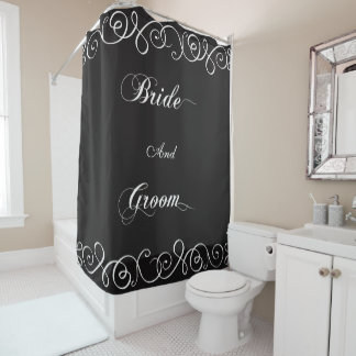 Classy Bride And Groom Wedding