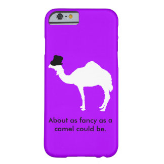 Classy camels Iphone6/6s case Barely There iPhone 6 Case