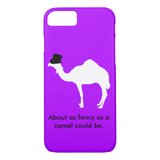 Classy camels iPhone 7 case